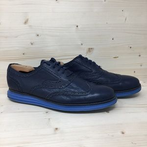 Cole Haan Wing Tip Dress Shoes